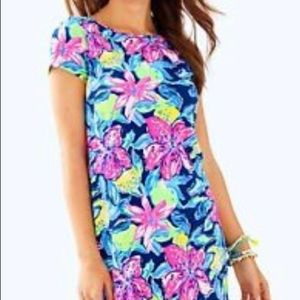 Lilly Pulitzer Marlowe dress XL; Capri Soleil